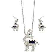 Donkey Necklace Set