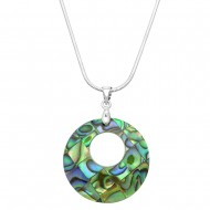 Charm Pendant Necklace