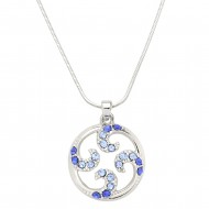 Charm Pendant Necklace