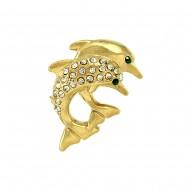 Dolphin Pin