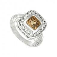 CZ Designer Ring