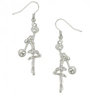 Cheerleader Earring