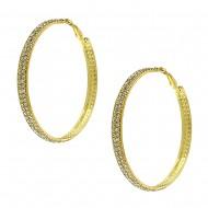 Rhinestone Earring