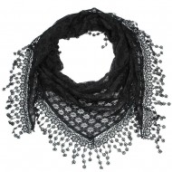 """Lace Scarf 64"""" x 20"""""""