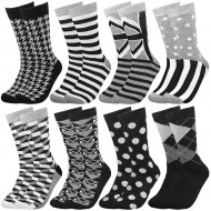 Men Dress Socks 10-13