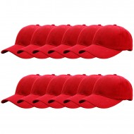Baseball Cap - Red