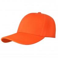 Baseball Cap - Orange