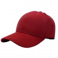 Baseball Cap - Burgundy