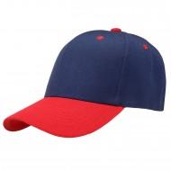 Baseball Cap - NavyRed