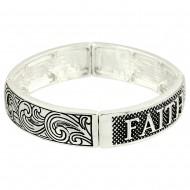 Faith & Blessed Bracelet