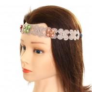 Lace Design Headband