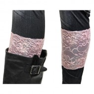 Lace Boot Toppers