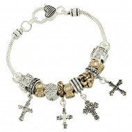 Cross Theme Bracelet