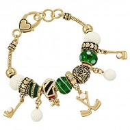 Golf Theme Bracelet
