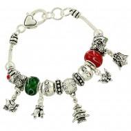Christmas Theme Bracelet