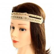 Crystal & Pearl Headband