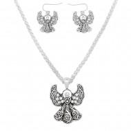 Angel Necklace Set