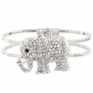 Elephant Bangle