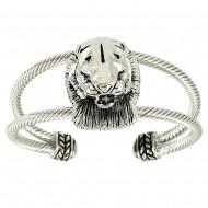 Lion Head Bangle