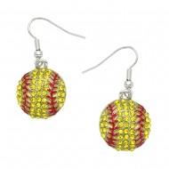 Softball Earring
