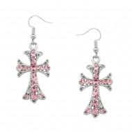 Cross Earring
