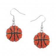 Basketball Earring