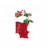 Christmas Boot Pin