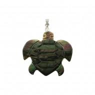 Turtle Shell Pendant