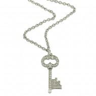 Large Key Necklace
