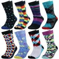 Men Dress Socks 10-13