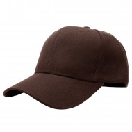 Baseball Cap - Brown