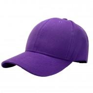 Baseball Cap - Purple