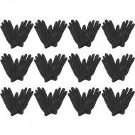 12-Pack Women Fleece Glove